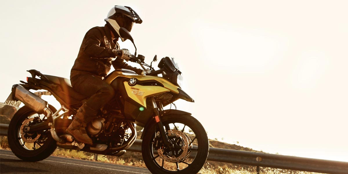 F 750 GS Gallery